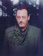 Jean Reno signed 8x10 color photo