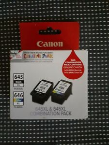 Canon PG-645XL & CL-646XL COMBINATION PACK