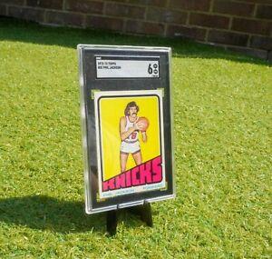 1972-73 Topps Phil Jackson #32 Bulls Lakers - BUY CARD NOT GRADE