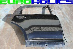 OEM Volkswagen VW Touareg 08-10 Right Passenger Rear Door SHELL Black *FREIGHT*