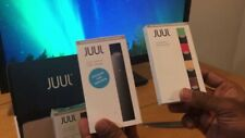 JUUL set unit  and 4 fillings. See the picture