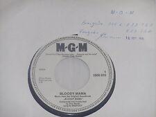 """DON RANDI -Bloody Mama- 7"""" 45 OST MGM Promo Archiv mint"""