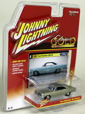 JOHNNY Lightning 1/64 SCALA 1967 Ford Fairlane 500 XL Modello Diecast Auto