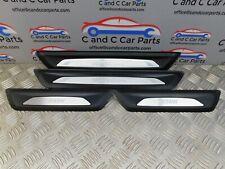 BMW 3 SERIES F36 GRAND COUPE  RHD LUXURY DOOR SILL PLATE TRIM KIT 7260929   15/4