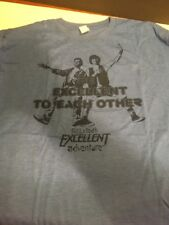 Bill and Ted's Excellent Adventure - Blue Loot Crate T-Shirt XXL 2xl