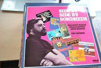 SIDE BY SIDE    SONDHEIM  ORIGINAL CAST RECORDING   DOUBLE    LP   RCA RECORDS