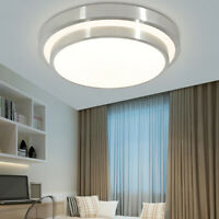 Modern Round LED Ceiling Light Wall Mounted Pendant Lamp Fixture Room Home Decor