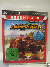 PlayStation3 PS 3 # Spiel PACIFIC RIFT Motor Storm USK 12 Blu-ray Disc  SPIELEN