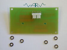 Replacement PCB for Carver / Truma Fanmaster  4000 / 5500 Slider Control