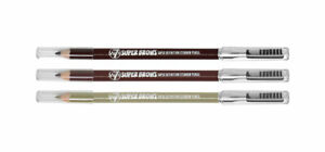 W7 Super Brows Eyebrow Pencil Super Definition with Brush Comb