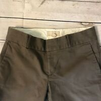 Banana Republic Martin Fit Womens Size 6 Stretch Bootcut Flat Dress Career Pants