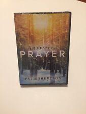 Answered Prayer Pat Robertson (DVD, 2017)