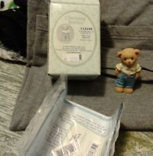 """Cherished Teddies 112458 Older Son figurine """"A Brother to Look Up To"""" 2003 Nib"""