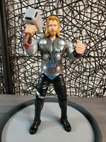 Thor 10 Inch Talking Action Figure Avengers 2011 Marvel Hasbro LIGHTS SOUNDS