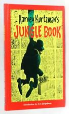 Signed Harvey Kurtzman 1986 Jungle Book Kitchen Sink Press Hardcover