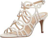 Vince Camuto Women's Petina Heeled Sandal, White, Size 9.0 vhqU