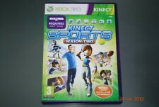Kinect Sports Season Two Xbox 360 2 UK PAL (Kinect Required) **FREE UK POSTAGE**
