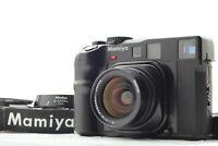 [Near MINT + Hood] New Mamiya 6 Film Camera + G 50mm F/4 L Lens From JAPAN