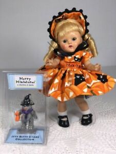 "Vogue ""Happy Halloween"" Ginny Doll & fashion ensemble by The Maureen Doll!"