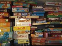 Vintage 1950/60/70/80s Retro FAMILY BOARD GAMES Build Bundle Choose Combined P&P