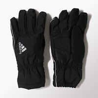 Adidas Cycling Climaproof Rain Waterproof Warm Gloves G84799 Black All Sizes