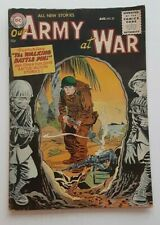 Our Army at War #37 COMIC BOOK 1955  FN