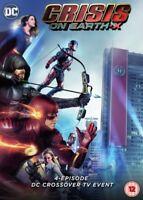 Nuovo Crisis On Terra X DVD Regione 2