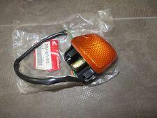 Honda Turn Signal Rear Left Sa50 Vision Sa75 Flasher Left Original New