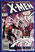 Uncanny X-Men #247 1989 Master Mold, Sebastian Shaw & Nimrod APP; Newsstand; VF-