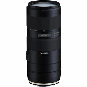 Brand New Unused Tamron 70-210mm F4 Di VC USD A034 Full Frame Zoom Lens Canon EF