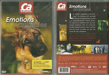 DVD - ANIMAUX : EMOTIONS ANIMALES - DOCUMENTAIRE EXCEPTIONNEL / NEUF EMBALLE