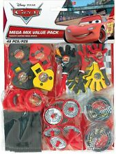 Party Supplies Birthday Boys  Value Favor Pack Disney Cars 2