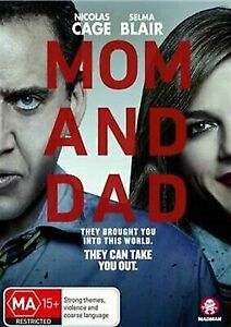 Mom And Dad (DVD, 2017) FREE POST