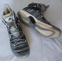 Adidas Boost Geofit Crazy Explosive Primeknit Sneaker Gray Shoe Mens Size 17