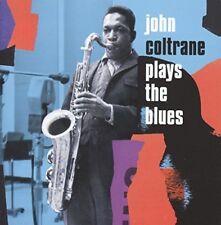 Plays The Blues: Expanded Edition - John Coltrane (2017, CD NEU)2 DISC SET
