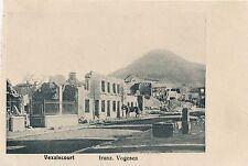 Ak, Wk1, Vexalncourt franz. Vogesen, Frankreich (N)1691