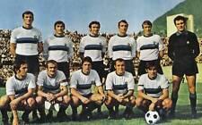 INTER MILAN FOOTBALL TEAM PHOTO>1970-71 SEASON
