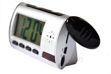 Clock DVR Spy Security Hidden Digital Camera Camcorder Motion Detector DV 812