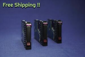 HP 300GB 10K 6G SAS HDD PN 507284-001 507129-004 689287-001