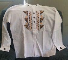Shirt, Unique Ecuadorian Style Size XL (Shirt #3)