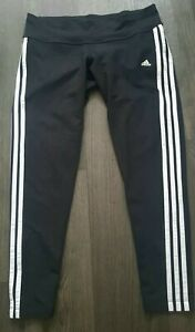 Adidas Climalite Cropped Leggings Size L 16-18
