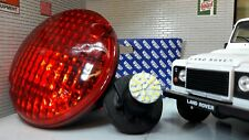 Land Rover Defender Nas TD5 TDCi Wolf OEM WIPAC LED ROJO luz antiniebla amr6522