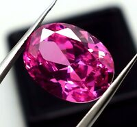 6.40 Ct Oval Cut Natural Cambodia Neon Pink  Zircon Igl Certified Offer