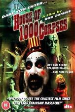 House of 1000 Corpses Movie POSTER 27 x 40 Sid Haig, Sheri Moon, B, LICENSED NEW