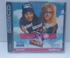 Wayne's World 1992 NEW SEALED - Philips CD-i CDi - Video CD
