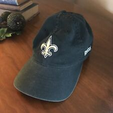 New Orleans Saints Fitted Baseball Cap
