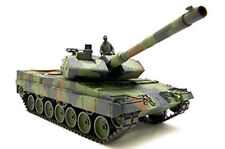 radio remote control 1/16 Heng Long Leopard 2A6 Bb shooting Uk