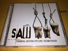 SAW III soundtrack CD static x helmet slayer disturbed drowning pool ministry 3