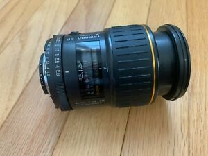 Tamron AF Macro 90MM Nikon Mount Lens - excellent condition