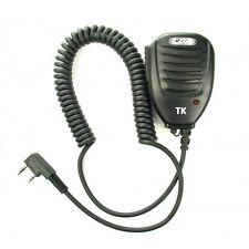 WALKIE TALKIE SPEAKER MICROPHONE CRT connector type K double jack 3.5/2.5 stereo